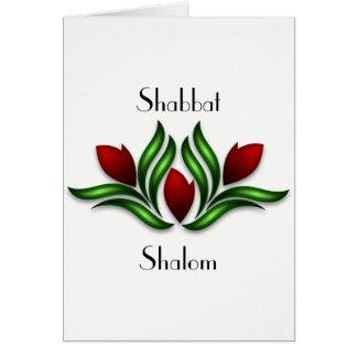 De rust en verheugt zich de Kaart van de Sabbat