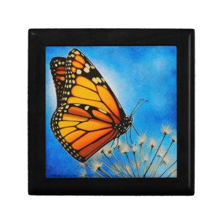 De rustende doos van de de vlindergift van de Mona Decoratiedoosje