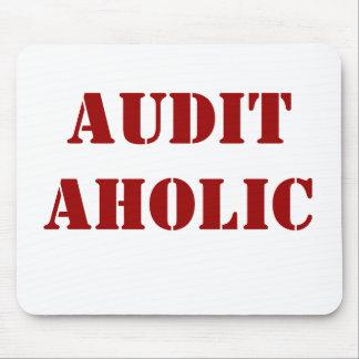 De ruwe Bijnaam van de Auditor - Auditaholic Muismatten