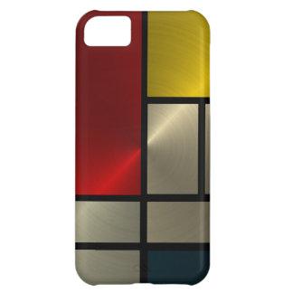 De Samenstelling van Piet Mondrian Goldl