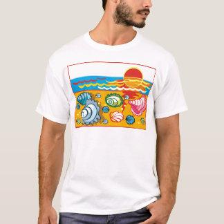 De Samenstelling van Shell van het zee T Shirt