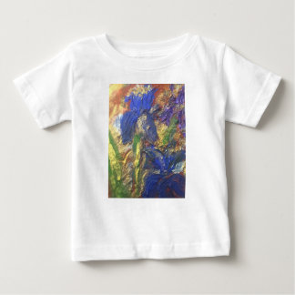 De Samenvatting van de iris Baby T Shirts