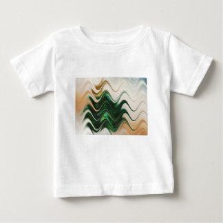 De Samenvatting van de kerstboom Baby T Shirts