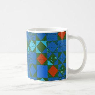 De Samenvatting van het dekbed (Nr 0712) Koffiemok