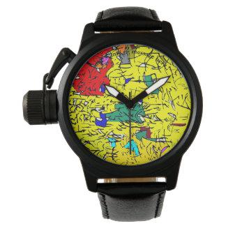 De samenvatting van het detail horloges