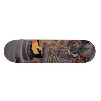 De Samoeraien van de duivel 18,4 Cm Mini Skateboard Deck