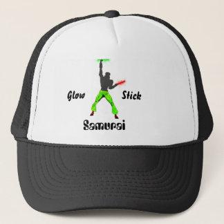 De Samoeraien van Glowstick Trucker Pet