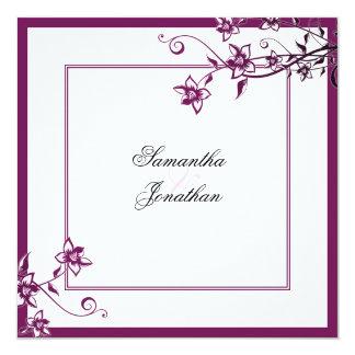 De Sangria van de Uitnodiging van het huwelijk &