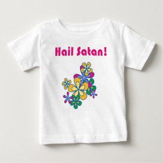 De Satan van de hagel! Baby T Shirts