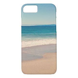 De Scène van het Strand van Aqua iPhone 8/7 Hoesje