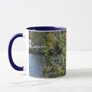 De Scène van het Water van de boom Mok