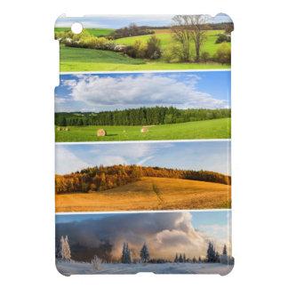 De scènes van de natuur iPad mini covers