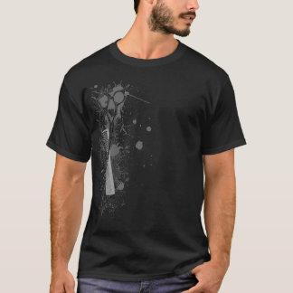 De Schaar en de Kam van de herenkapper ploeteren T Shirt