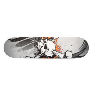 De Schaatsen van de schedel 20,0 Cm Skateboard Deck