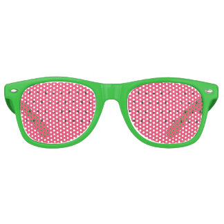 De Schaduwen van de Partij van de watermeloen Retro Zonnebril