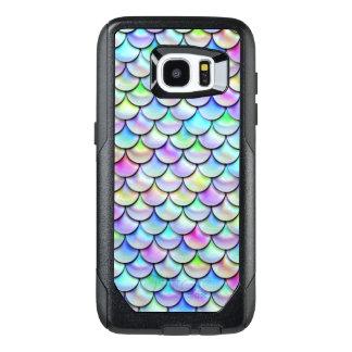De Schalen van de Meermin van de Bel van de OtterBox Samsung Galaxy S7 Edge Hoesje