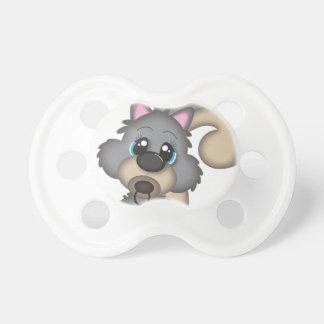 De schattige Fopspeen van de Eekhoorn van het Baby