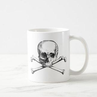 De Schedel en Crossbone van de piraat Koffiemok