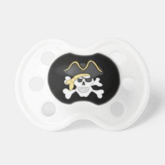 De Schedel en de Gekruiste knekels van de piraat Baby Speentje