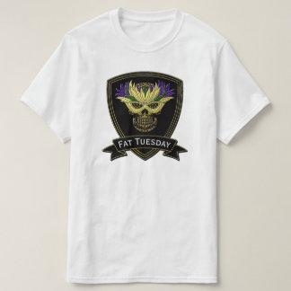 De Schedel & het Masker van de Suiker van Gras van T Shirt