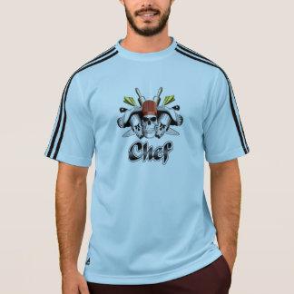 De Schedel van de chef-kok: Hulpmiddelen van de T Shirt