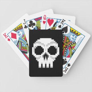 De Schedel van de Dood van het videospelletje - Pak Kaarten