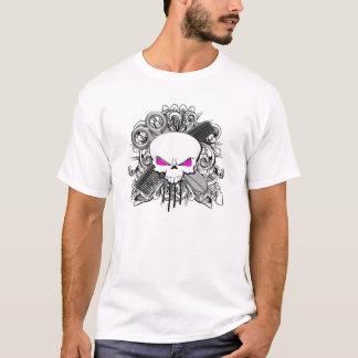 De Schedel van de kapper T Shirt