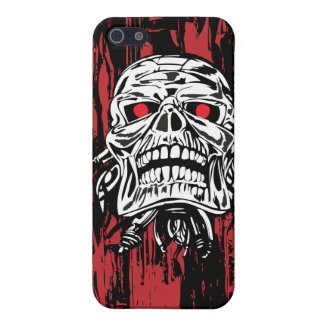 De Schedel van de robot iPhone 5 Cases