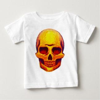 De Schedel van de schets Baby T Shirts