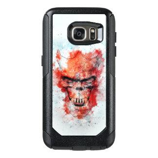 De Schedel van het dier OtterBox Samsung Galaxy S7 Hoesje