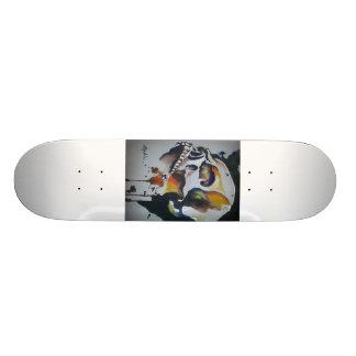 De Schedel van Maui Skate Decks