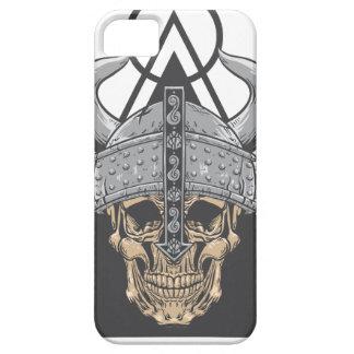 De Schedel van Viking Barely There iPhone 5 Hoesje