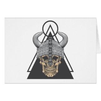 De Schedel van Viking Kaart