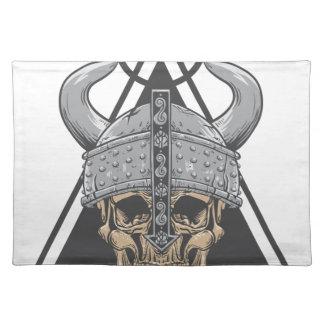 De Schedel van Viking Placemat