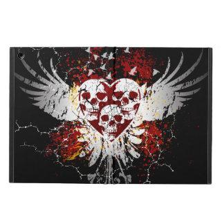De Schedels van het hart iPad Air Hoesje