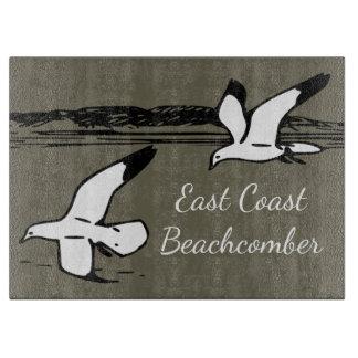 De scherpe raad van de Lange strandgolf van de Snijplank