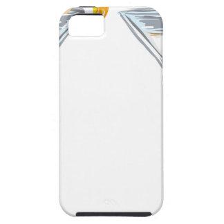 De Schets van de Drank van martini Tough iPhone 5 Hoesje