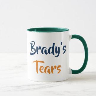 De Scheuren van Brady Mok