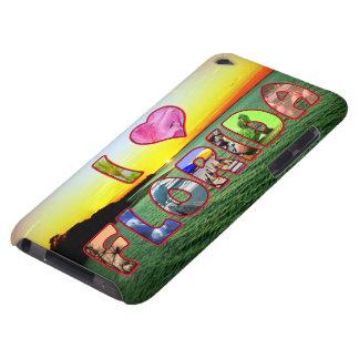 De schilderachtige en Kleurrijke Dekking van I iPod Touch Hoesje