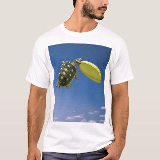De Schildpad van Frisbee T Shirt