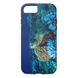 De Schildpad van het zee op het Grote Barrièrerif iPhone 8/7 Hoesje