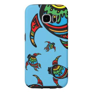 De Schildpadden van het zee Samsung Galaxy S6 Hoesje
