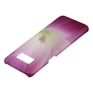 De schitterende Heldere Roze Witte Bloem van de Case-Mate Samsung Galaxy S8 Hoesje