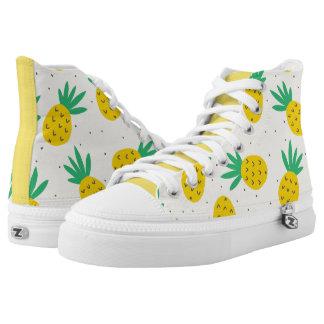 De schoen van de ananas!