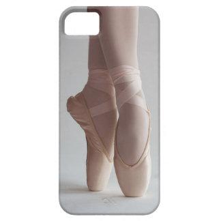De Schoenen van Pointe Barely There iPhone 5 Hoesje
