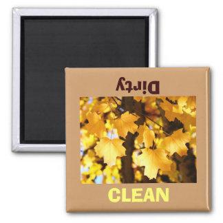 De schone Vuile Gouden Herfst van de magneet van