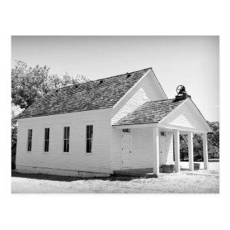 De School van het Bosje van de okkernoot, Olathe, Briefkaart