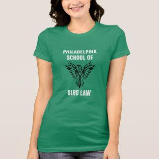 De School van Philadelphia van Groene de Hoed van T Shirt