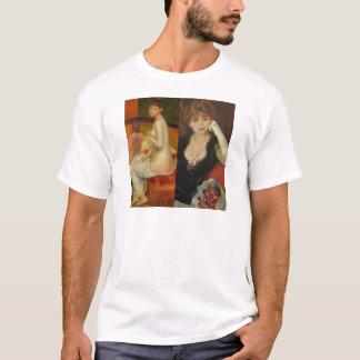 De schoonheid en de Kunst kunnen alles doen T Shirt