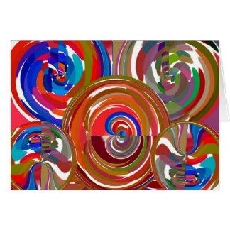 De Schoonmakende Cirkels van het aura - Reiki Kaart